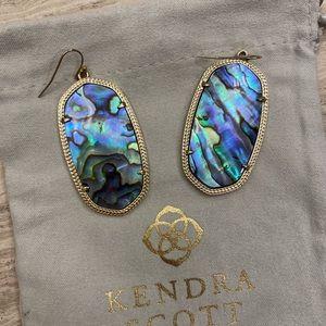 Kendra Scott Danielle Earrings   Abalone